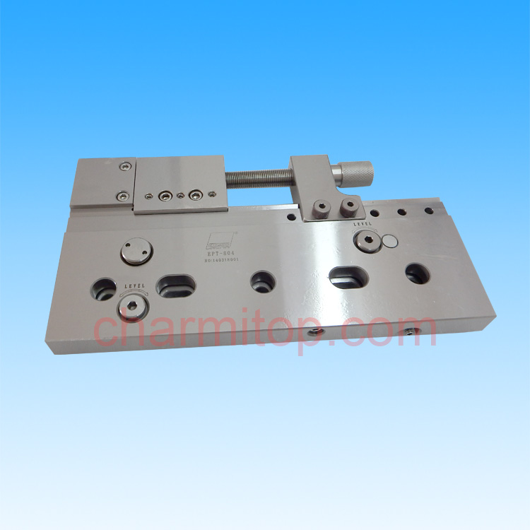 Fine Adjustment Manual Wire-cut EDM Vise Clamp Fixture 804